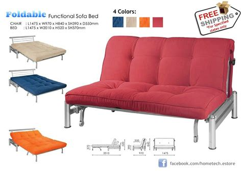 Foldable Sofa Bed Singapore by King Size Sofa Bed Singapore Sofa Menzilperde Net