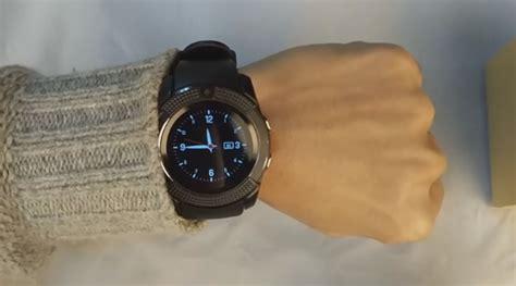 Smartwatch 200 Ribu smartwatch v8 murah dengan sim card dan microsd sanggup gantikan ponsel