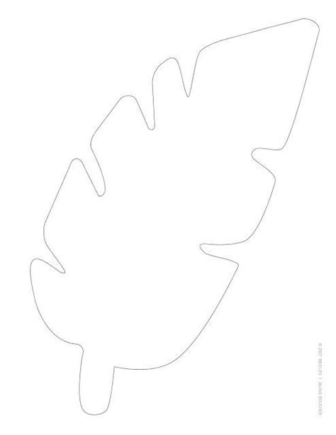 jungle leaf templates to cut out 17 best images about tropical landscapes on