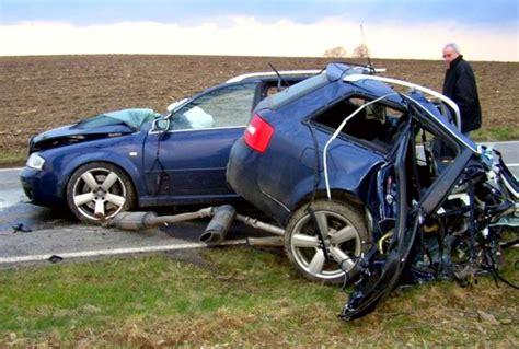 Audi Unfall by Audi Crash Compilation Part 2 Tt A4 A5 A6 Q7 100