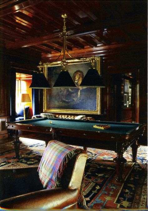 house design games in english 16 bold billiards rooms you won t want to leave sarah sarna