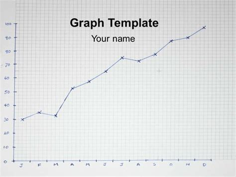 graph templates free free graph powerpoint template