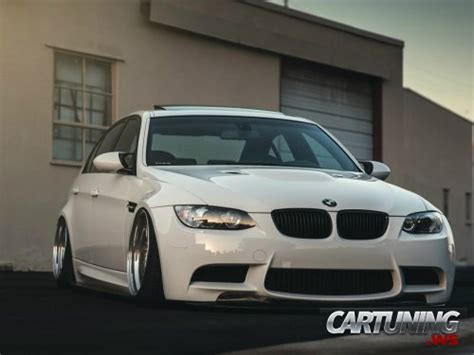 stanced bmw   front