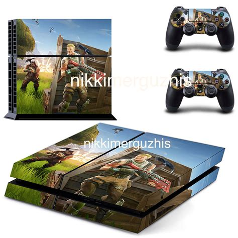 Ps4 Controller Stickers Fortnite by Fortnite Ps4 Ps4 Slim Xbox One Console Skin Decal
