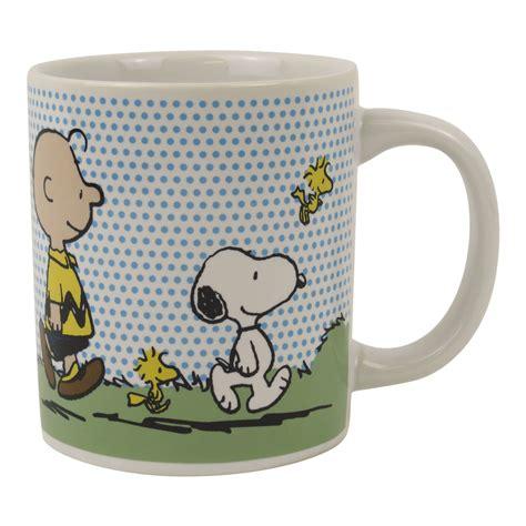 Snoopy Mug snoopy that s fantastic boxed mug retro ceramic cup brown peanuts gift
