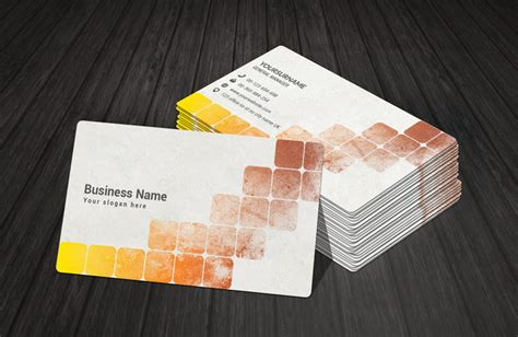 how to make professional business cards at home modern professional business card design free