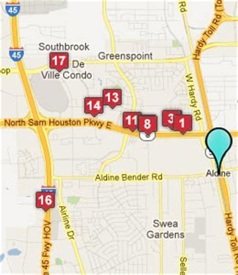 aldine texas map hotels motels near aldine texas see all discounts