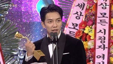 lee seung gi grand prize netizens displeased with the daesang winner of the 2018