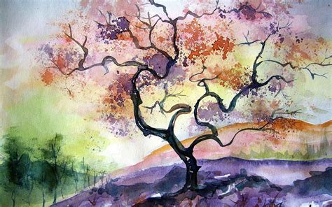 watercolor painting watercolour