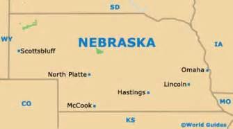 us map nebraska state omaha maps and orientation omaha nebraska ne usa