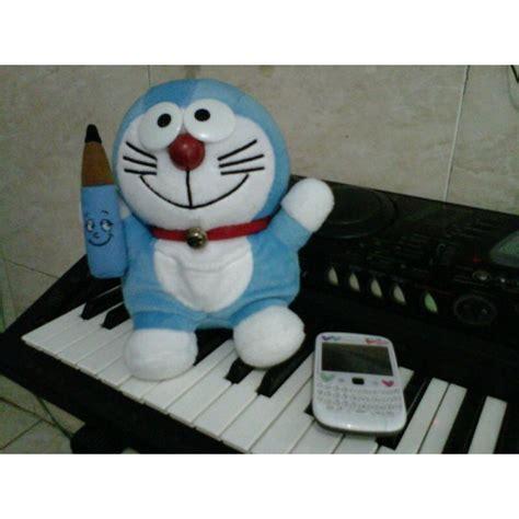 Bunga Boneka Doraemon toko bunga boneka doraemon