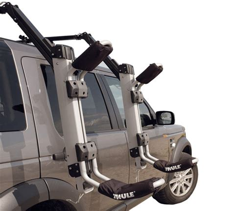 Hullavator Kayak Rack by Thule Hullavator Lift Assisted Kayak Carrier