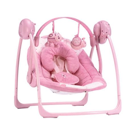 pink bright starts swing bright starts pretty in pink portable swing review