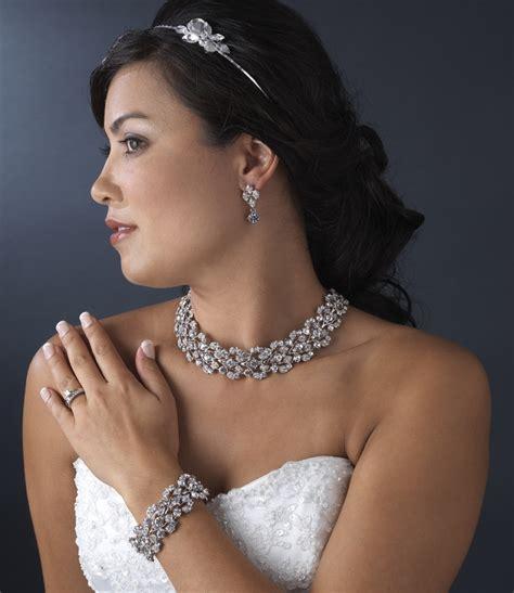 Silver Bracelets 930 leaf design silver clear wedding bracelet b 930