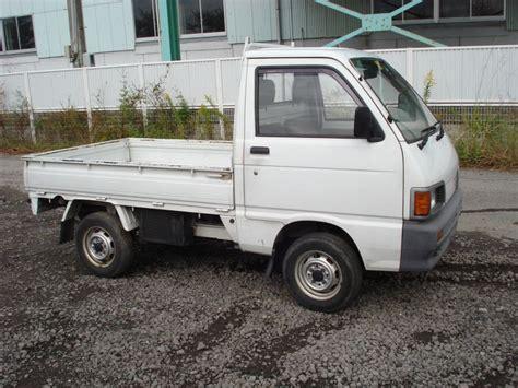 daihatsu hijet truck 4wd 1992 used for sale