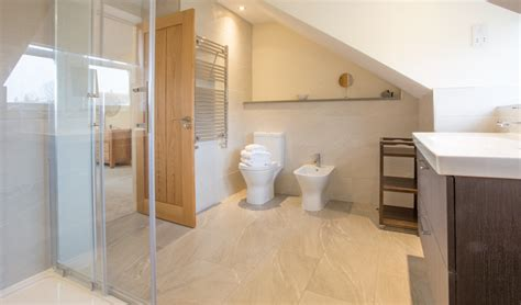 Ensuite Room by Cuthbert S Cottage Near Seahouses
