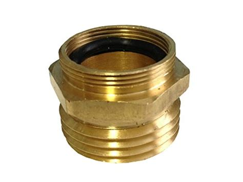 Kitchen Sink Garden Hose Adapter Coldbreak Brewing Equipment Sink34mht Kitchen Sink Adapter To Garden Hose Thread Ght
