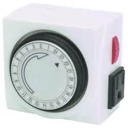 light timers l and appliance timer