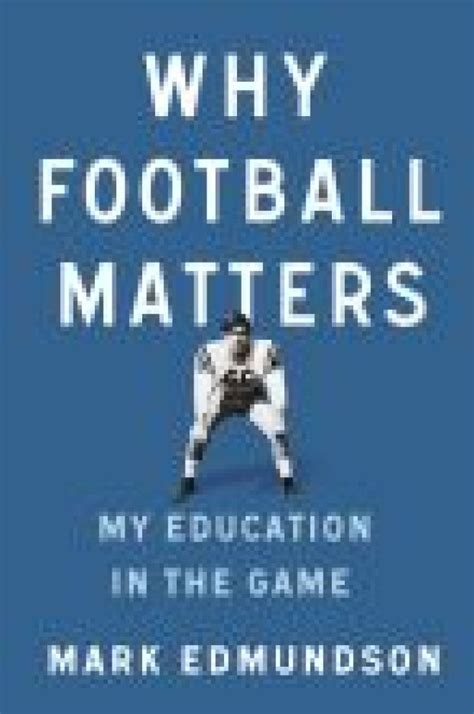 why matters book offense vs defense new books on football entertainment