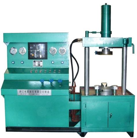 hydraulic test bench vertical hydraulic valve tester test bench from forever