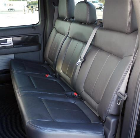 2011 ford f150 rear seat covers 2011 2013 ford f150 front and back seat set front buckets