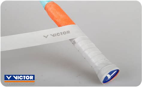 use cushion wrap to create a unique personalized racket victor badminton global