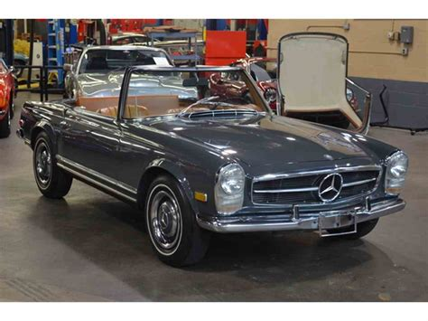 luxury toys classic cars 3832733523 1967 mercedes benz 250sl california coupe for sale classiccars com cc 979288
