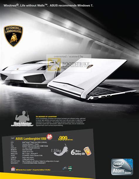 Laptop Asus Singapore Prices asus r101x