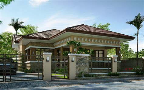 house plan design philippines bungalow house plans with bat