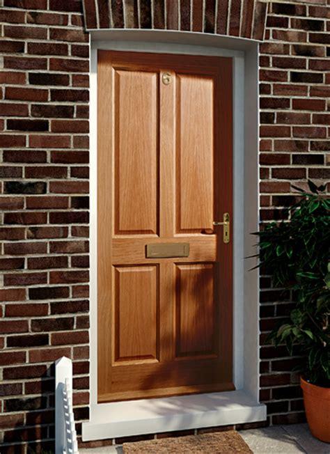 Hardwood External Front Doors Homeserve Securityhardwood Doors External Doors