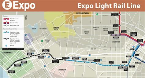 expo line map expo line plants think proselytize later chance of
