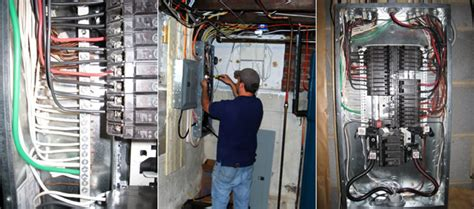 electric sub panel installation root electric services