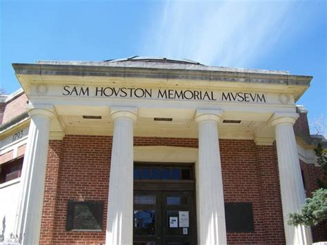 steamboat house picture of sam houston memorial museum