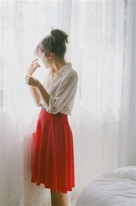 skirt knee length skirt flowy flowy skirt wheretoget