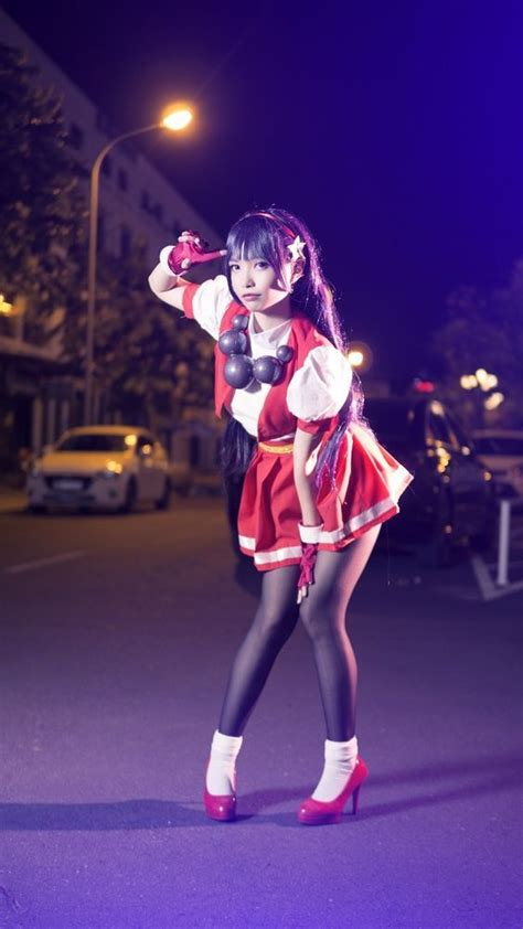 pin cosplay mobile legends