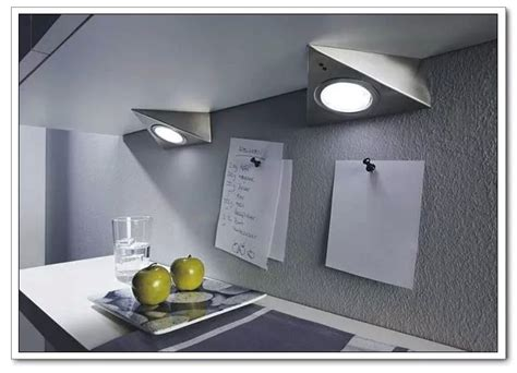 kitchen under cabinet led lighting 240v led kitchen triangle downlight under cabinet light
