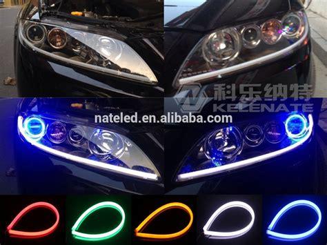 best led daytime running lights 12v led outdoor lighting neon light car accessories