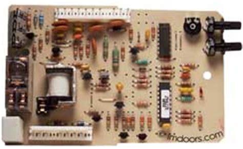 Overhead Door Legacy Opener Circuit Board 20380r 34514t by Genie Garage Door Opener Parts Installing And