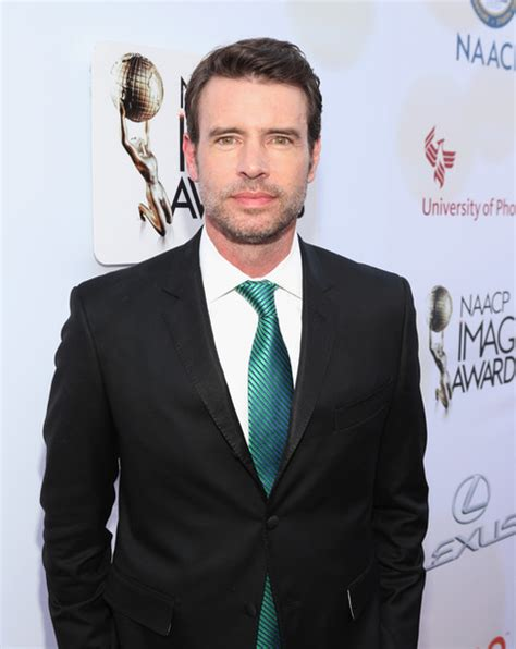scott foley scott foley pictures 46th naacp image awards part 2