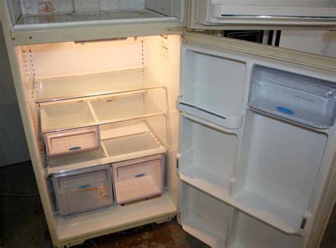 Freezer Crown frigidaire crown series fridge freezer