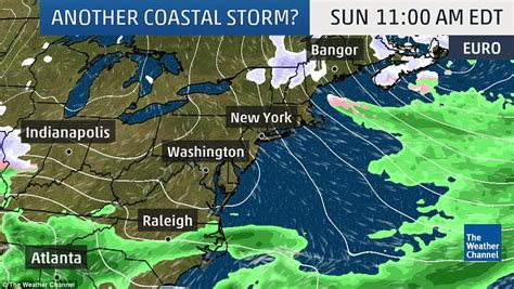 what is a nor easter in weather usa third nor easter expected to hit east coast