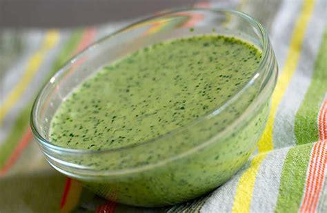 cilantro lime dressing recipe blender