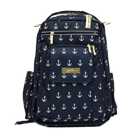 Baby Bag Tas Ransel Line Moon ju ju be legacy nautical collection be right