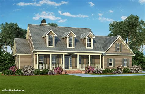 Don Gardner by Renderings Photo Of Home Plan 822 The Baxendale