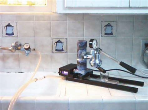 Handmade Espresso Machine - custom made espresso machine page 3