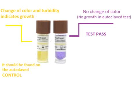 bi test pin autoclave biological indicator bi test results log on