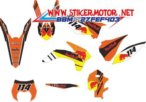 Sticker Vixion Advance 2015 Striping Bull stiker motor ktm 85 sx 2015 bull stikermotor net