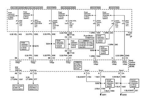 2001 buick century wiring diagram periodic diagrams