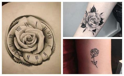 imagenes de tattoo de flores tatuajes de rosas para hombres y mujeres historia y