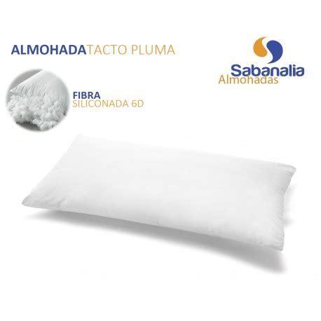 almohadas de fibra comprar almohada fibra tacto pluma